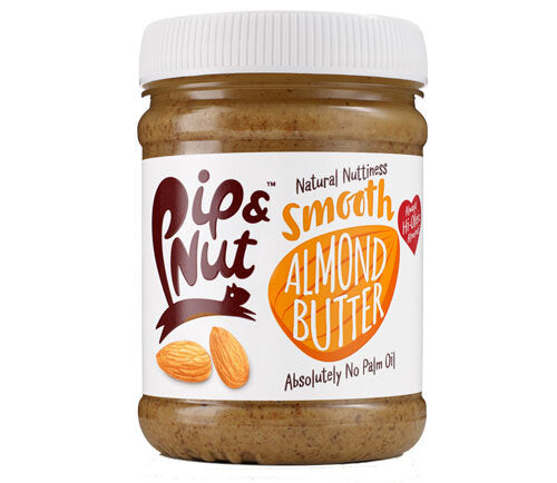 Smooth Almond Butter 225g