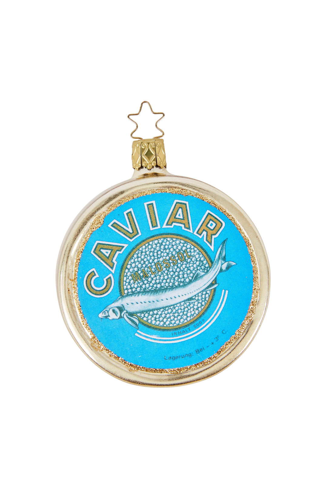 Caviar Tree Ornament