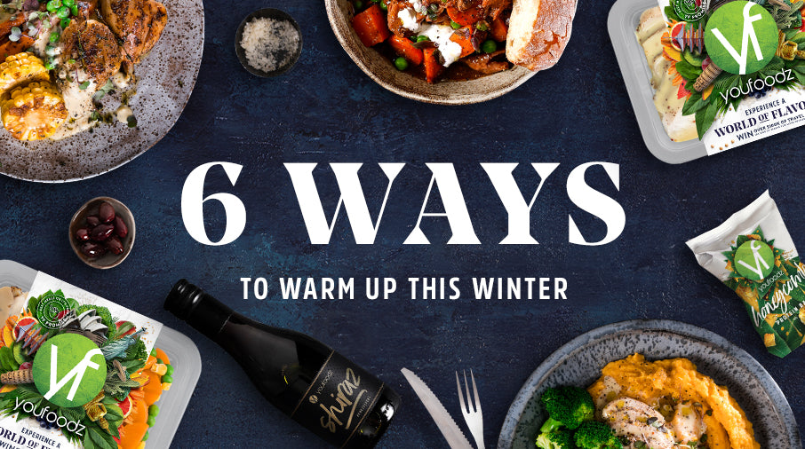 6 Ways To Warm Up This Winter