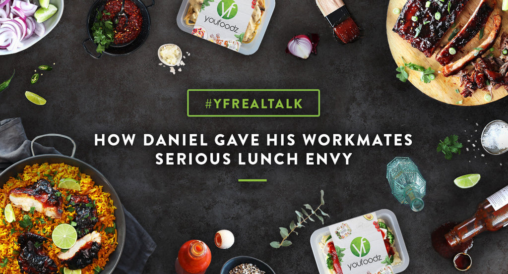 #YFRealTalk: How Daniel gave his workmates serious lunch envy