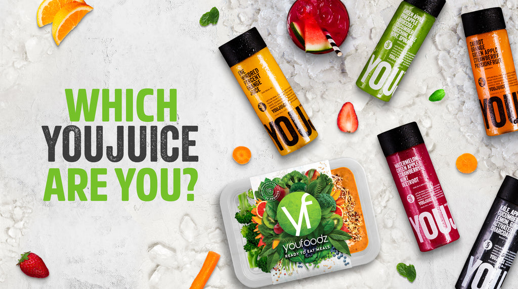Which YouJuice Are You?