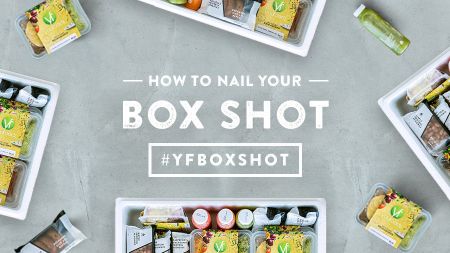 How to nail your #YfBoxShot