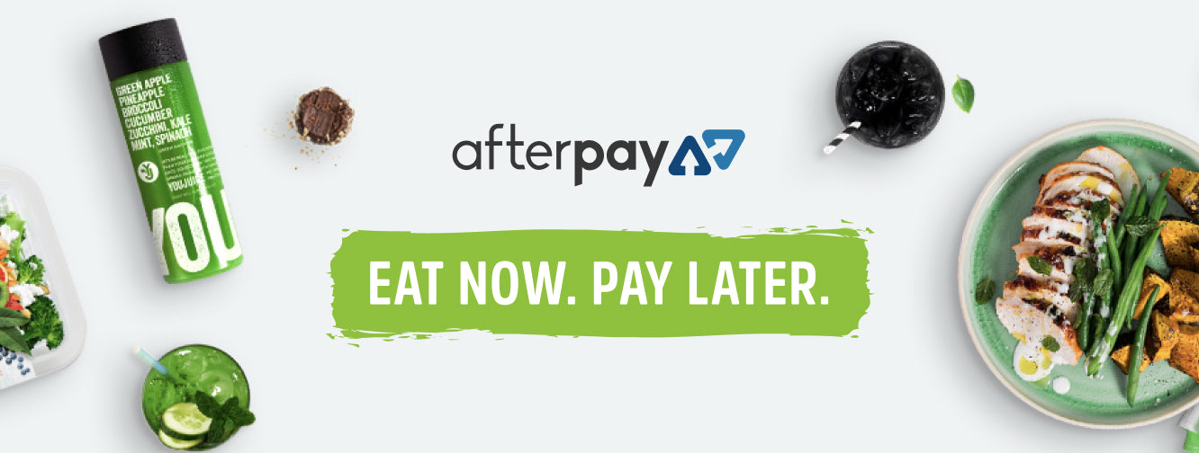 Afterpay on Youfoodz
