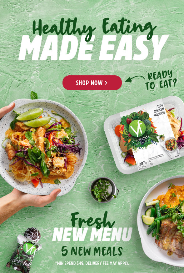 Healthy Meals Delivered - Youfoodz