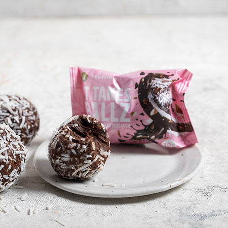 Coconut Charity Protein Ball