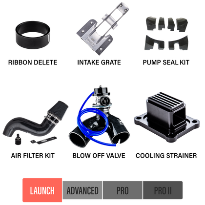 2018-2019 Yamaha FX SVHO Upgrade Kits