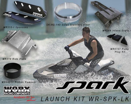 Seadoo Spark Upgrade Kits