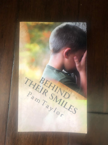 Behind Their Smiles Book