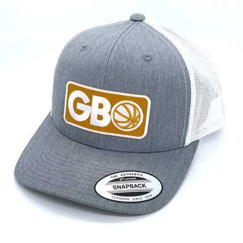 GBO Pre-curved Patch Hat