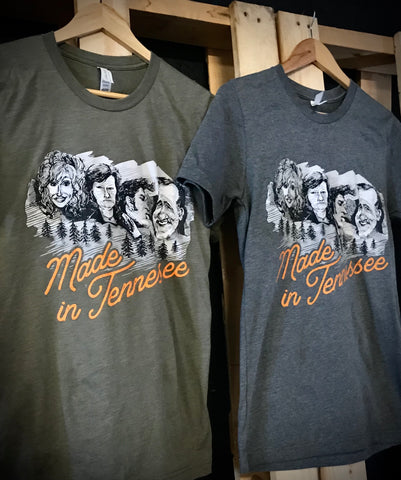 Legends Made in Tennessee Tee