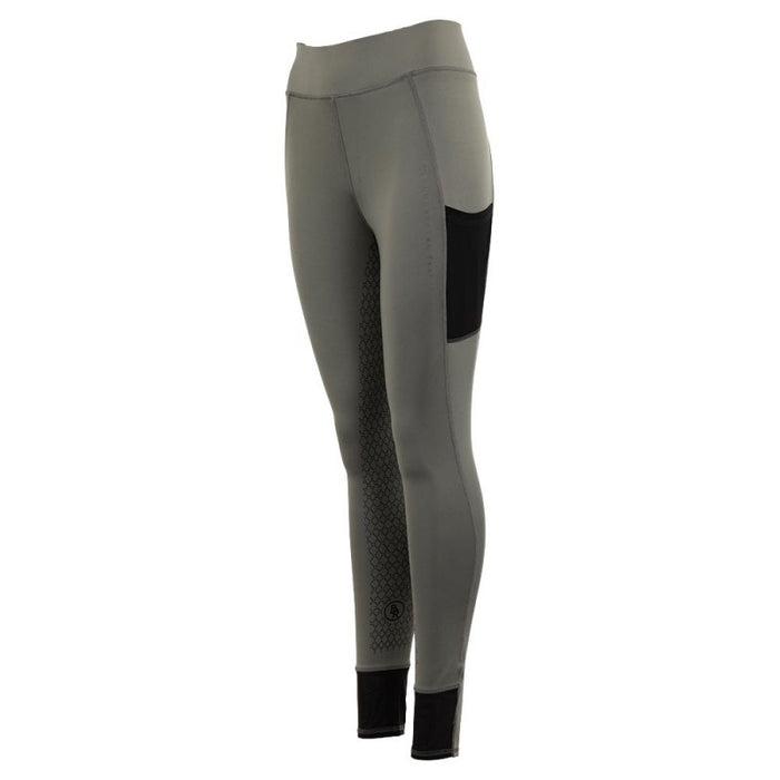 BR Ronja Ladies Tregging - Gunmetal Grey size EUR 36