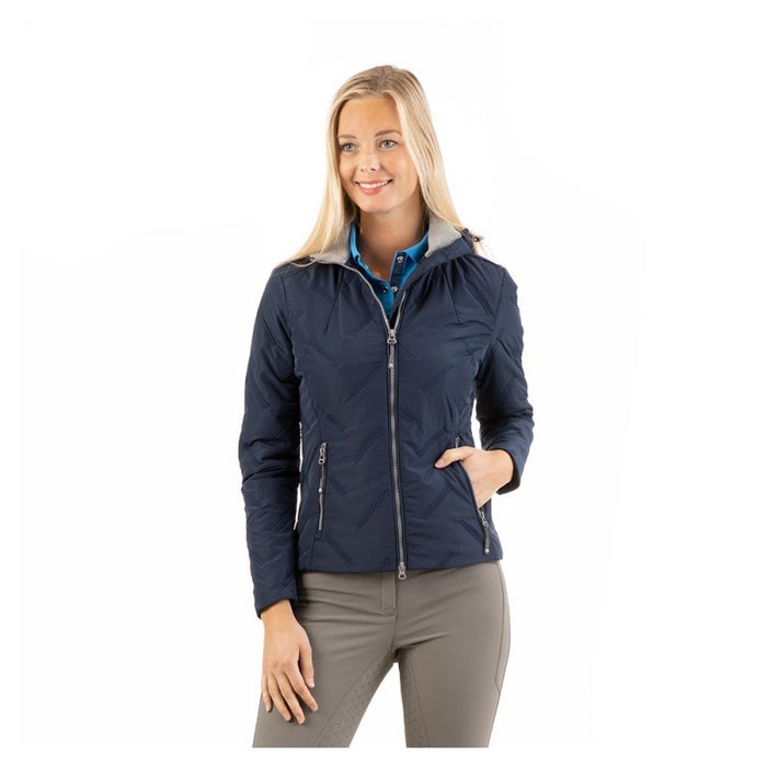 ANKY Quilted Jacket - size EUR Small