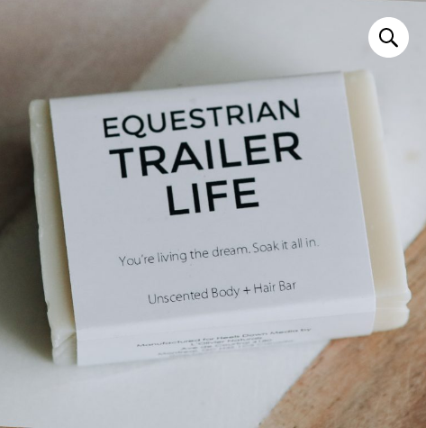 Soaps for Dirty Equestrians