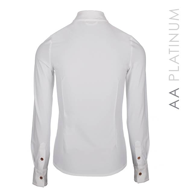 AA Lea Competition Shirt - White