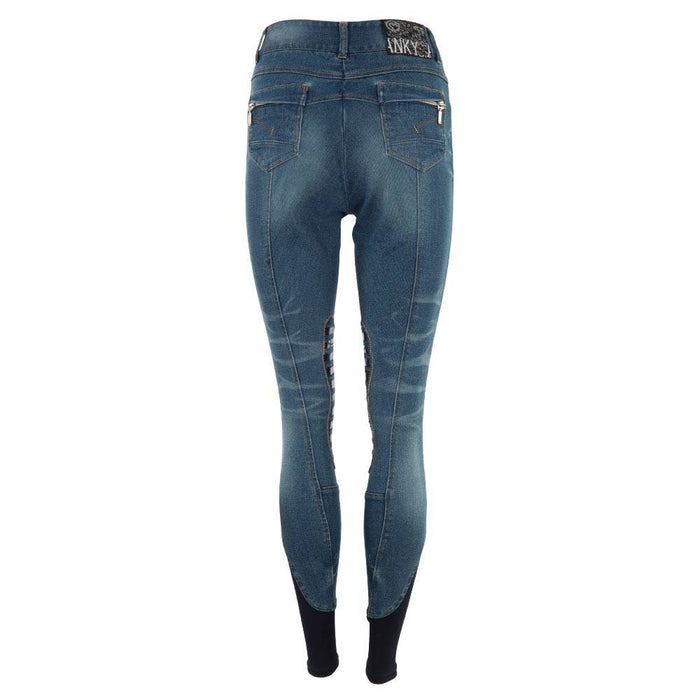 ANKY Denim Knee Patch Breech