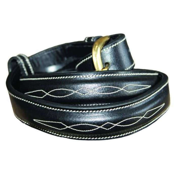 Equine Couture Fancy Stitch Belt