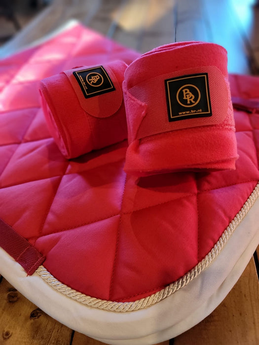 BR Event Saddle Pad and Polo Set - Frambroise