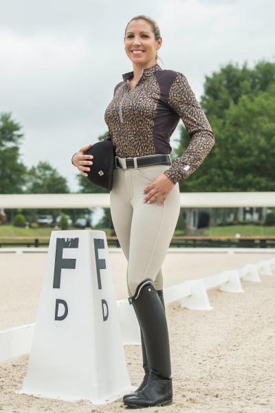 FITS PerforMax Zip Breech - Sahara