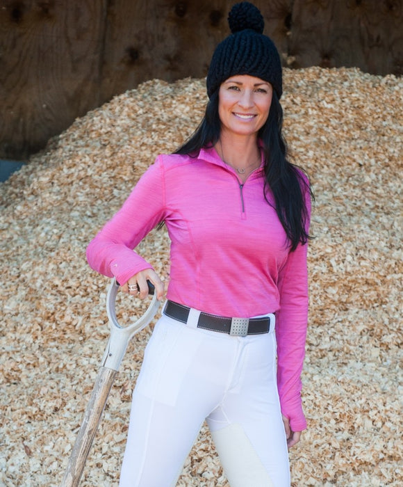 FITS Base Layer - Pink