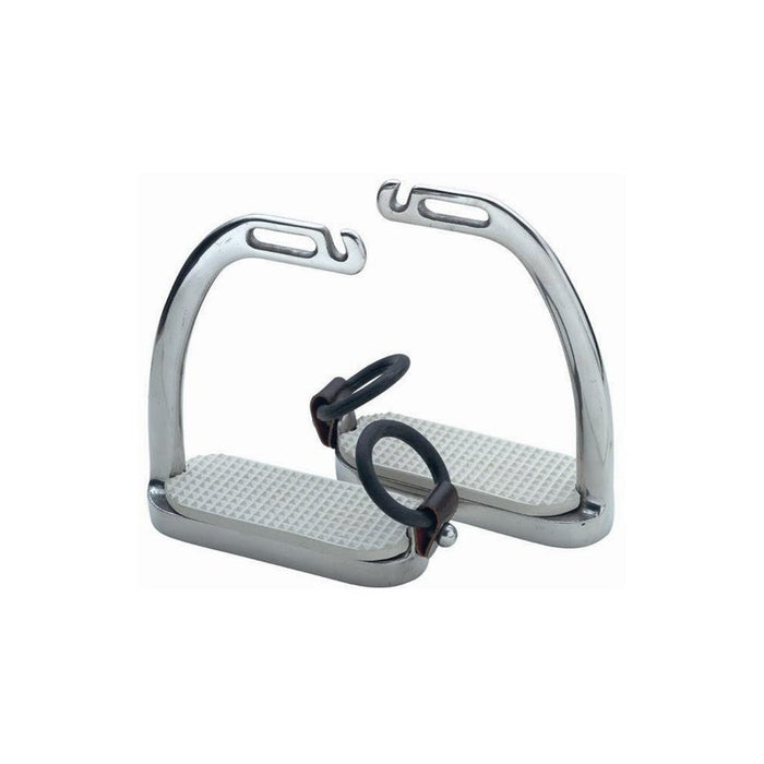 Shires Peacock Safety Irons