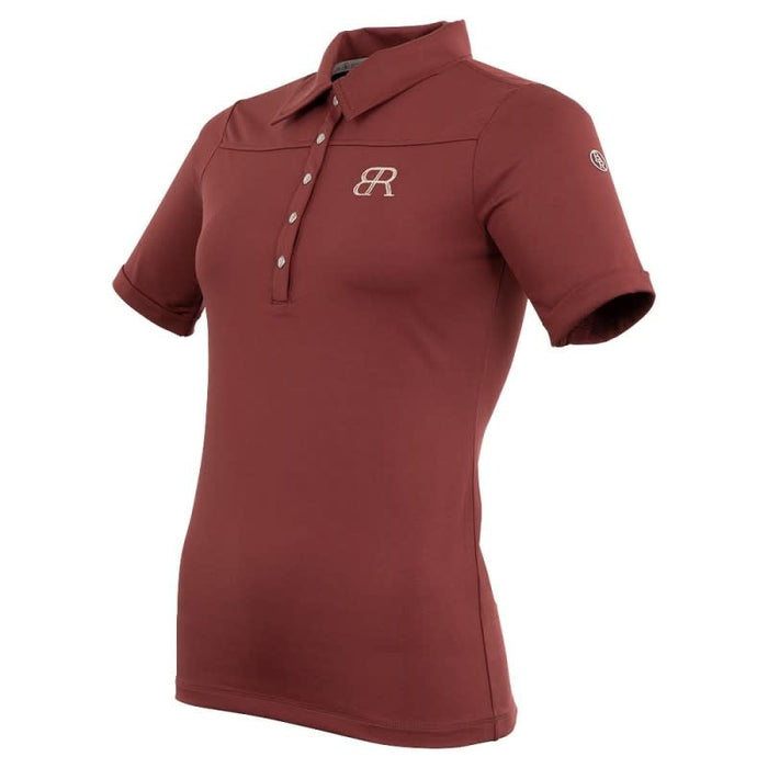 BR Romee Ladies' Short Sleeve Polo - Size Small