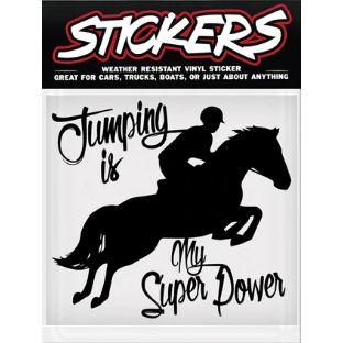 Equestrian Lifestyle Stickers