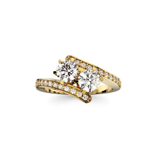.50ct Be2gether Ring