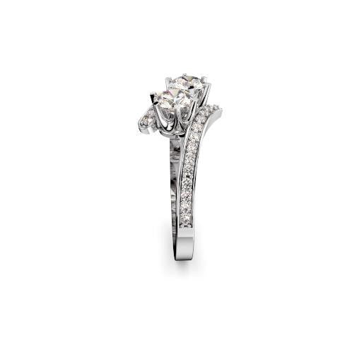 1.00ct Be2gether Ring