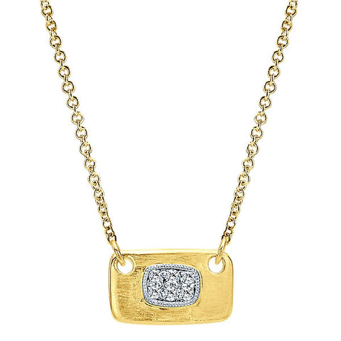 14k Yellow Gold Trends Fashion