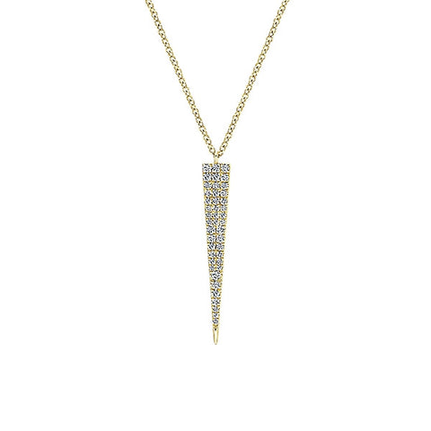 14k Yellow Gold Kaslique Fashion