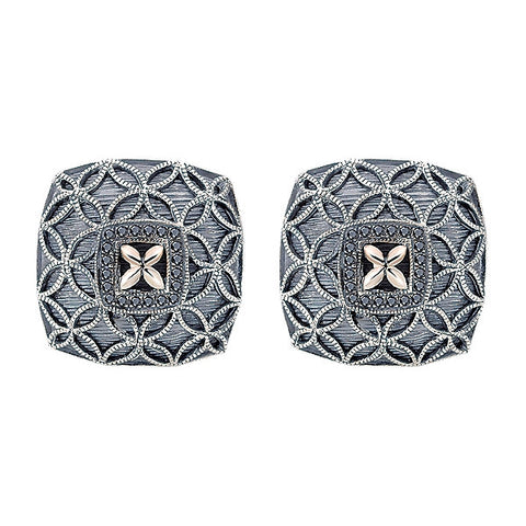 925 Silver Diamond Stud