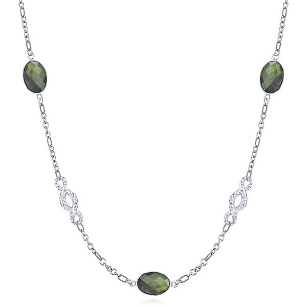 925 Silver Fashion Necklace
