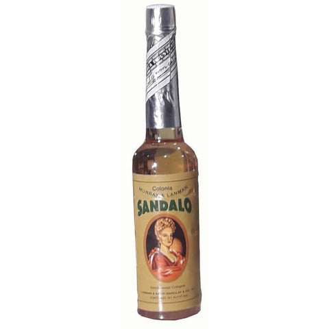 Agua de Sandalo - botella 221 ml.