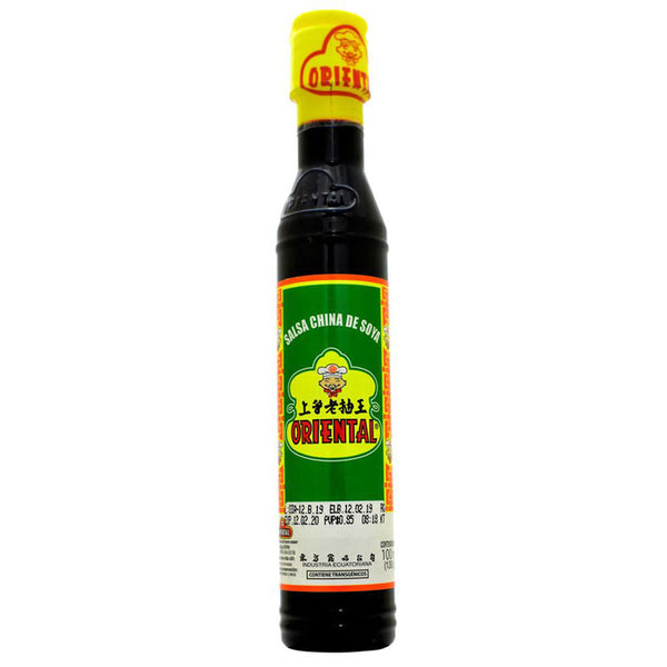 Salsa china de soja oriental - 100 ml.