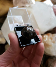 Load image into Gallery viewer, Perky Box Set - Garnet and Quartz