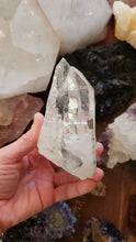 Load and play video in Gallery viewer, Tessin Quartz Tantric Twin from Brazil