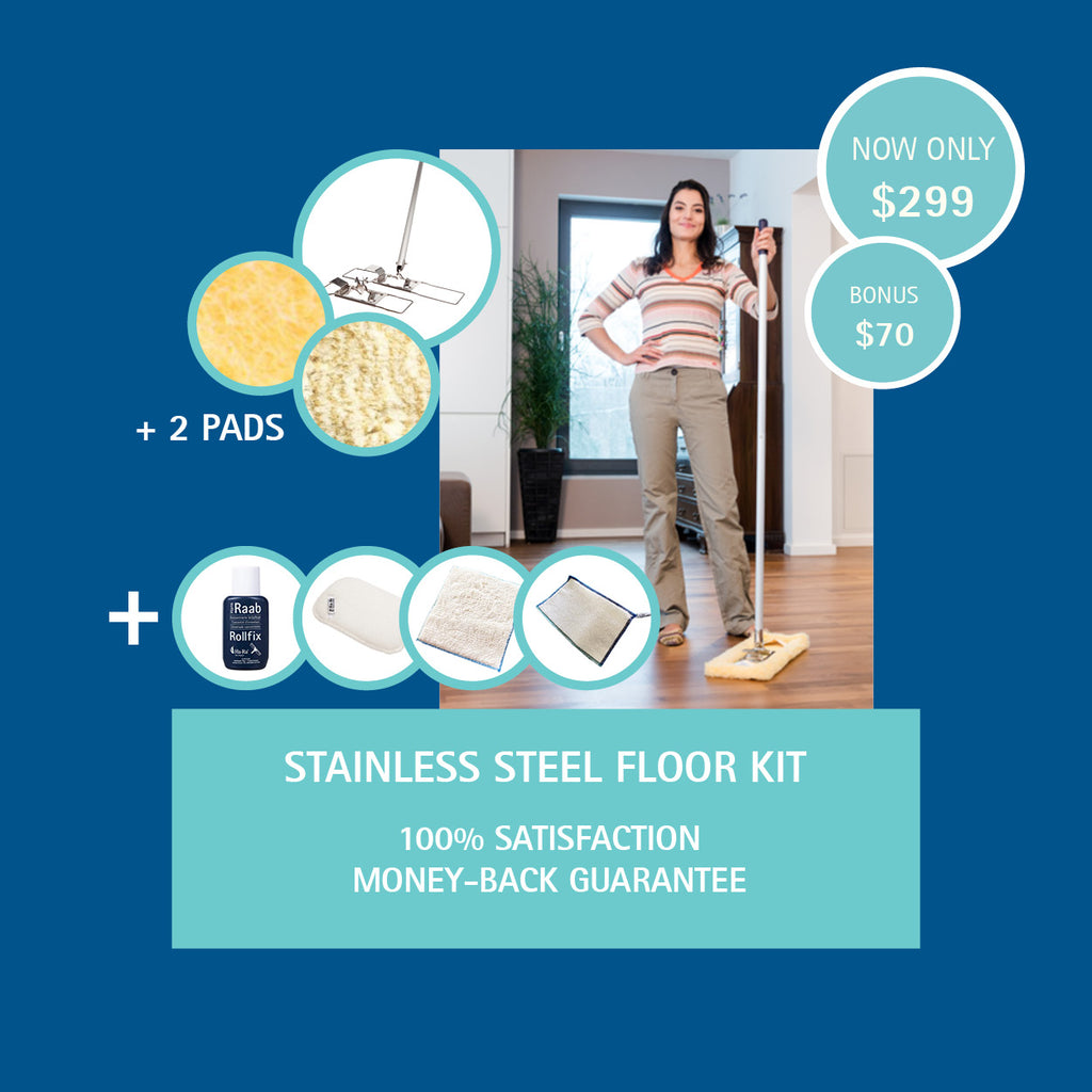 Floor Cleaning Special - March 2021 Promotion