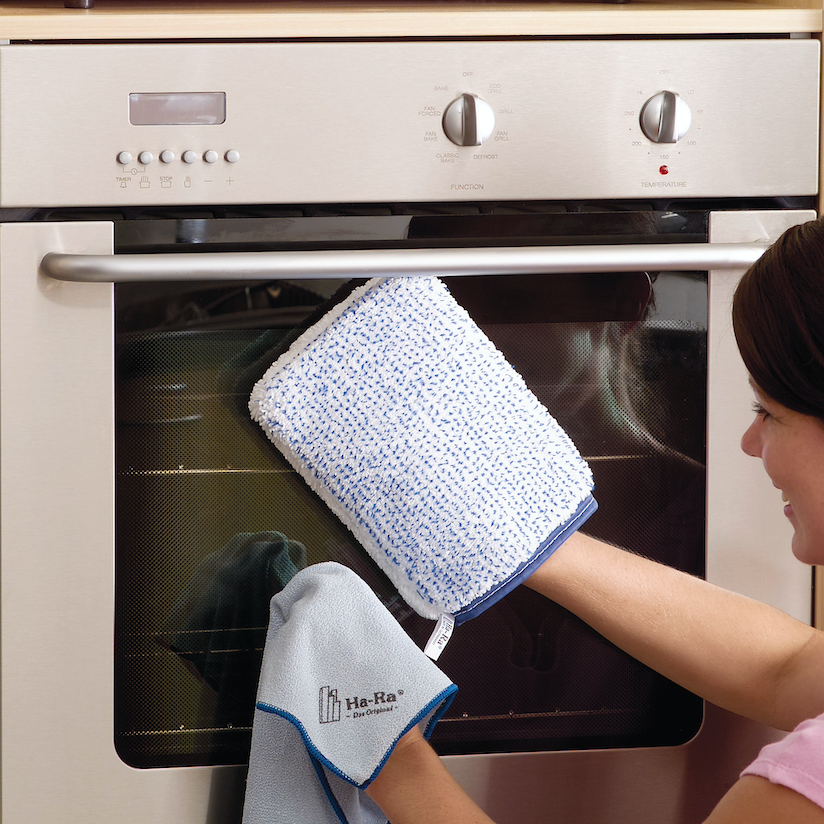 How to clean your oven chemical-free