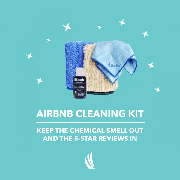 The Airbnb Cleaning Kit that will skyrocket your Cleanliness rating