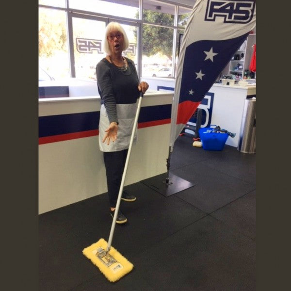 F45 Noosa knows cleaning is now more important than ever