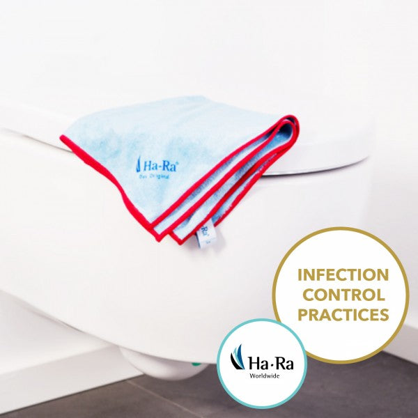 Which areas need attention when it comes to infection control?