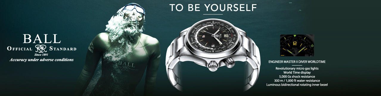 Ball Watches Swiss Mechanical Watches Online Collection