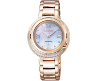 Men's & Ladies Citizen Diamond Set Watches from Salera's Melbourne, Victoria and Brisbane, Queensland Australia