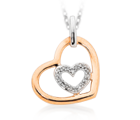 Heart Shaped Jewellery - Earrings, Bracelets, Chains, Rings, Pendants and More - Melbourne, Victoria and Brisbane, Queensland