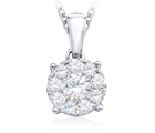 Diamond Jewellery from Salera's - Diamond Rings, Earrings, Hoops, Bangles, Pendants and More - Melbourne, Victoria and Brisbane, Queensland