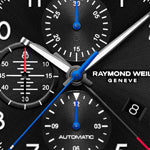 Raymond Weil Freelancer Piper Men's Automatic Chronograph from Salera's Melbourne, Victoria and Brisbane, Queensland Australia