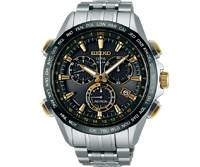 Seiko 8X Series GPS Solar Chronograph Watches From Salera's Melbourne, Victoria and Brisbane, Queensland, Australia