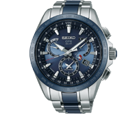 Seiko 8X Series GPS Solar Dual Time Watches From Salera's Melbourne, Victoria and Brisbane, Queensland, Australia