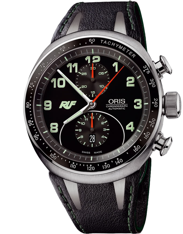 Oris TT3 Ruf CTR3 Limited Edition Chronograph - 01-673-7611-7084-SET - Salera's Melbourne, Victoria and Brisbane, Queensland Australia