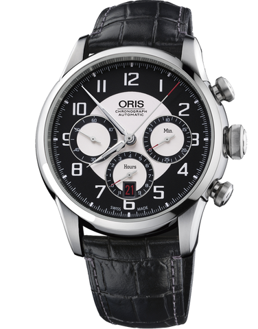 Oris RAID 2011 Limited Edition Chronograph - 01-676-7603-4094-Set-LS